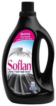 Picture of SOFLAN NOIR DARK CLOTHES LIQUID  1.5  L