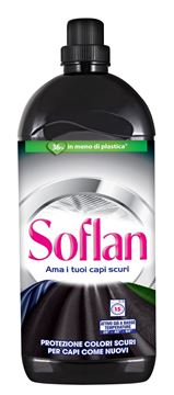 Picture of SOFLAN LIQUID ML.900 NOIR DARK LAUNDRY