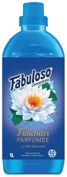 Picture of FABULOSO FABRIC SOFTENER CONCENTRATE PATCHOULI 1 LT