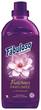 Picture of FABULOSO FABRIC SOFTENER CONCENTRATE MAGNOLIA 1 LT