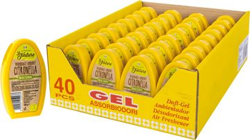 Picture of CITRONELLA DEODORANTE AMBIENTE GEL G 125