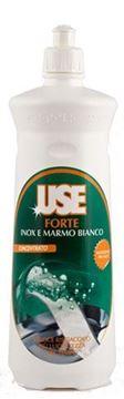 Picture of USE PAVIMENTI FORTE INOX E MARMO BIANCO LT.1