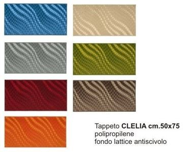 Picture of TAPPETO CLELIA F.DO GOFFRATO 50X75