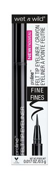 Picture of @ WET & WILD EYELINER PROLINE E8752 BLACK
