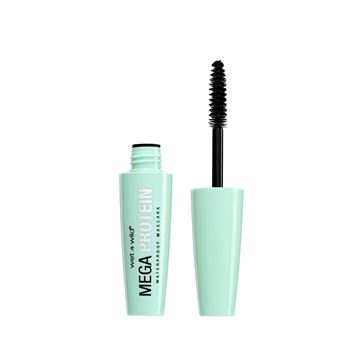 Picture of @ WET & WILD MASCARA BLACK WP MEGA PROTEIN E154