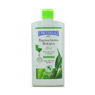 Picture of PROVENZALI BODY WASH ALOE ORGANIC ML 400
