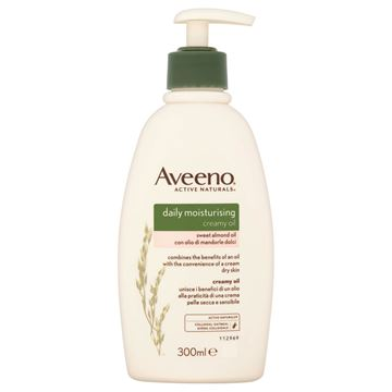 Picture of AVEENO CREAMY OIL DISPENSER 300 ML
