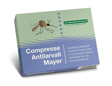 Picture of MAYER ANTILARAVAL TABLETS