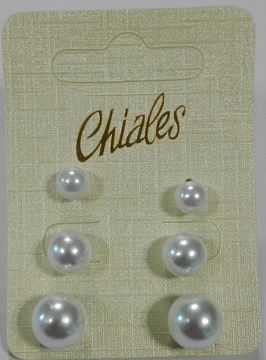 Picture of EARRING PEARLS