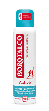 Picture of BOROTALCO DEODORANTE SPRAY 150 ML ACTIVE BLU