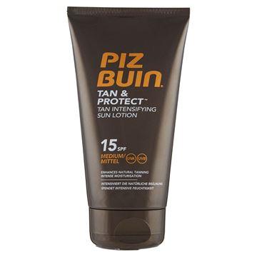 Picture of PIZ BUIN TAN&PROTECT LOZIONE SOLARE TUBO FP15