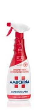 Picture of AMUCHINA SGRASSATORE DISINFETTANTE VAPO 750 ML