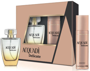 Picture of ACQUADI' CONF REG CHIC EDT 100ML+DEO 150