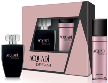 Picture of @ ACQUADI' CONF REG DREAM EDT 100ML+DEO 150