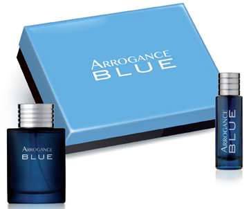 Picture of ARROGANCE BLU CONF EDT 100 + EDT 30 797195