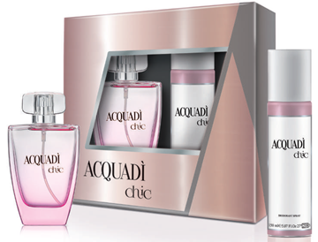 Picture of @ ACQUADI' CONF REG CHIC EDT 100ML+DEO 150