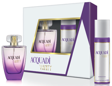 Picture of @ ACQUADI' CONF REG VANITY EDT 100ML+DEO 150
