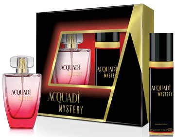 Picture of ACQUADI' CONF REG MISTERY EDT 100ML+DEO 150