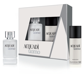 "Picture of @ ACQUADI' CONF REG MAN ""UOMO"" EDT 100ML+DEO 150"