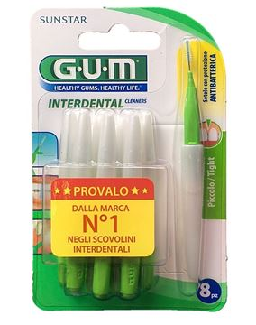 Picture of GUM 872 SCOVOLO INTERDENT PICCOLO X8