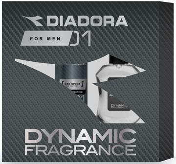 Picture of DIADORA DYNAMIC 01 CONF DB 100 + DEOD SPR 150