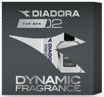 Picture of DIADORA DYNAMIC 01 CONF DB 100 + SCH BARBA 75