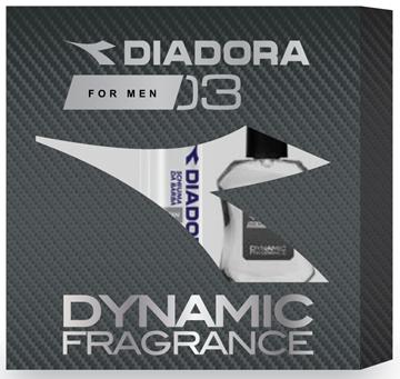 Picture of DIADORA DYNAMIC 03 CONF DB 100 + SCH BARBA 75