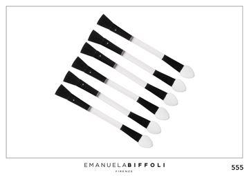 Picture of BIFFOLI 6 PENNELLINI-555-SPUGNA+SETOLA