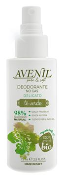 Picture of AVENIL DEO  VAPO GREEN TEA 75 ML