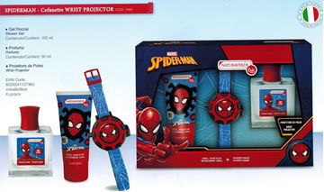 Picture of DISNEY SPIDERMAN + PROIETTORE POLSO 7460