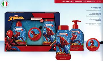Picture of DISNEY SPIDERMAN + CAMPANELLO BICI 9570