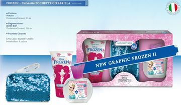 Picture of DISNEY FROZEN POCHETTE GIRABRILLA 9549
