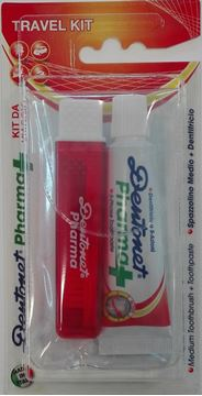 Picture of TOOTHBRUSH ORALTIME TRAVEL KIT DENTONET