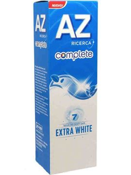 Picture of AZ TOOTHPASTE COMPLETE EXTRA WHITE ML 75