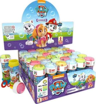 Picture of BOLLE SAPONE PAW PATROL  GIRL  96005