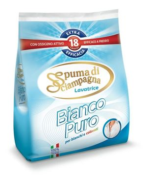 Picture of SPUMA DI SCIAMPAGNA LAUNDRY PACK BIANCO PURO 18 WASHES