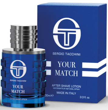 Picture of SERGIO TACCHINI YOUR MATCH AFTER SHAVE 100 ML SPRAY
