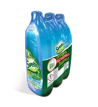 Picture of SVELTO ANTIBACTERIAL MYNTH WASHING UP 3 X 1000 ML