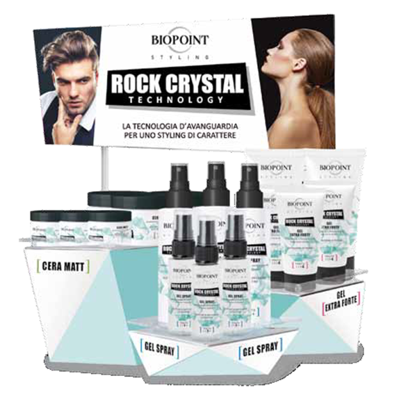 Picture of BIOPOINT GEL & CERA CAPELLI EXPO 18 PZ