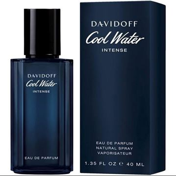 Picture of @ DAVIDOFF COOL WATER INTENSE U EDT 40 SPR