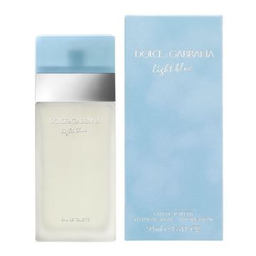 Picture of DOLCE GABBANA LIGHT BLU EDT 50 SPR 7830