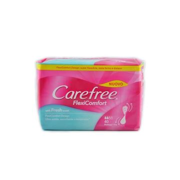 Picture of CAREFREE PROTEGGI SLIP COTTON X 40 RIPIEGATI