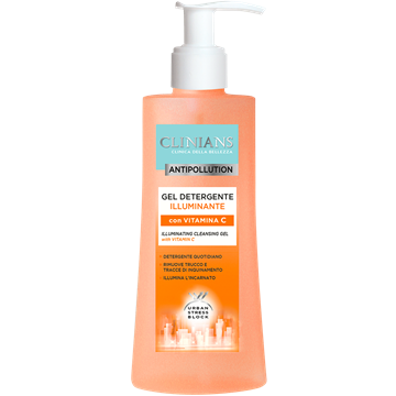 Immagine di CLINIANS GEL DETERGENTE ILLUMINANTE ML 150