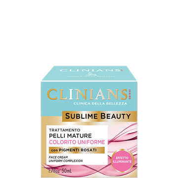 Picture of CLINIANS CREMA SUBLIME BEAUTY PELLI MATURE