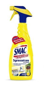 Picture of SMAC SGRASS 6 CUCINA LEMON + 6 DISINFETTANTE VAPO ML 650