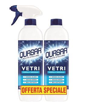 Picture of QUASAR VETRI VAPOS ML.750+RICARICA  750