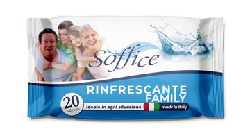 Picture of SOFFICE WIPES MILLEUSI X 20 RINFRESCANTE