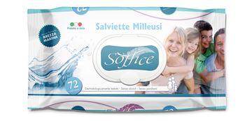 Picture of SOFFICE SALVIETTE MILLEUSI X 72 RINFRESCANTI
