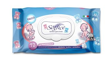 Picture of SOFFICE SALVIETTE BABY X 72 TALCO