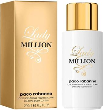 Immagine di PACO RABANNE LADY MILLION BODY LOTION 200 ML